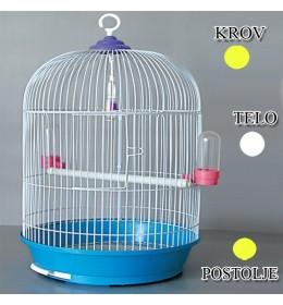 Kavez za ptice W004 žuta