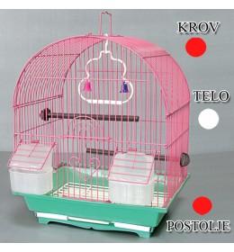 Kavez za ptice W100 crvena