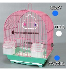 Kavez za ptice W100 plava