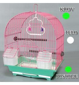 Kavez za ptice W100 zelena