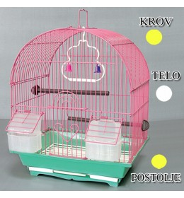 Kavez za ptice W100 žuta