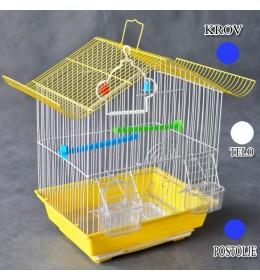Kavez za ptice W102 plava