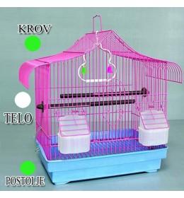 Kavez za ptice W203 Zelena