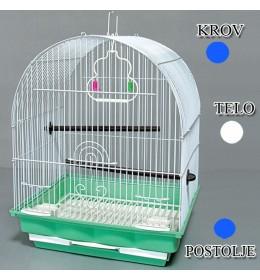 Kavez za ptice W400 plava