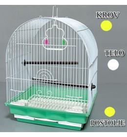 Kavez za ptice W400 žuta