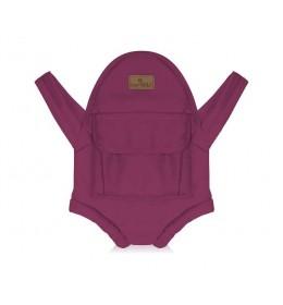 Kengur nosiljka za bebu Holiday Red Lorelli