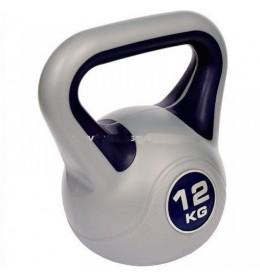 Kettlebell 12kg plastičan DB2819-12