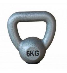 Kettlebell 6kg grey RX KETT-6