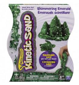 Kinetički pesak svetlucavi Green