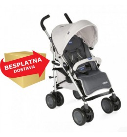 Kišobran kolica za bebe Chicco Multiway sandshell