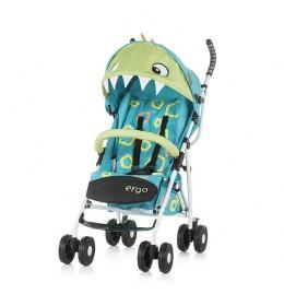 Kišobran kolica za bebe Ergo 6m+ Chipolino Blue Dino