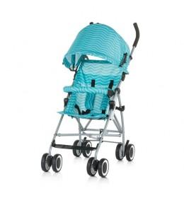 Kišobran kolica za bebe Kikki 6m+ Chipolino Ocean