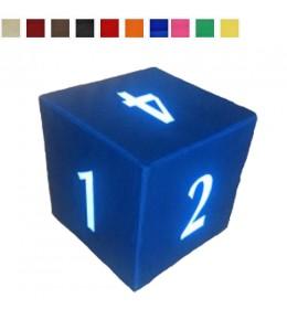 Kocka sa brojevima NOMM 30x30cm