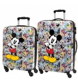 ABS set kofera 55/ 69 cm Mickey Mouse
