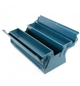 Metalni kofer za alat 530 x 200 x 205 mm Womax