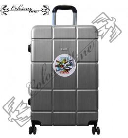 Kofer sa točkićima i teleskopskom ručkom ABS 23x38x56 GL-981 Sivi