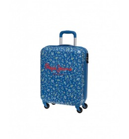 KOFER VICKY BLUE TROLLEY Pepe Jeans