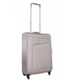 Kofer Za Putovanja S 55 x 35 x 25 cm MN-13088 Bež