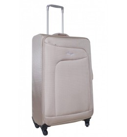 Kofer Za Putovanje 65 x 40 x 25 cm MN-13088 Bež