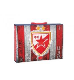 Koferče sa ručkom Crvena zvezda