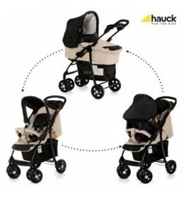 Dečija kolica Hauck trio sistem (kolica + nosiljka + autosedište)