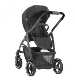 Kolica za bebe Graco Evo XT black/grey  sivo/crna