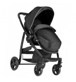 Kolica za bebe Graco Evo black/grey sivo/crna