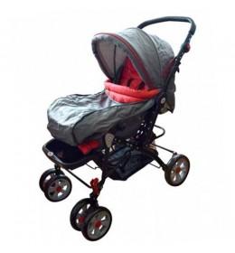 Kolica za bebe Puerri Switch crvena