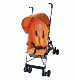 Kolica za bebe Puerri Sprintino orange