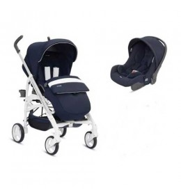 Dečija kolica + auto sedište Inglesina duo sistem Trilogy dve ručke Marina