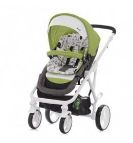 Kombinovana kolica za bebe Chipolino Etro Zelena