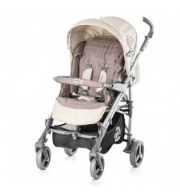 Kombinovana kolica za bebe Chipolino Puki Mocca
