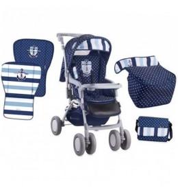 Kolica za bebe Combi Blue Anchor