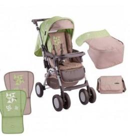 Kolica za bebe Combi Green&Beige Zephyr