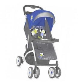 Kolica za bebe Bertoni Smarty Blue & Grey Puppies