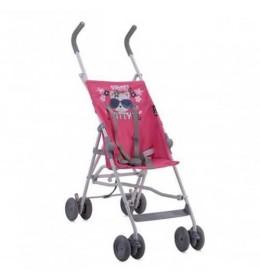 Kolica za bebe Flash Pink Kitty