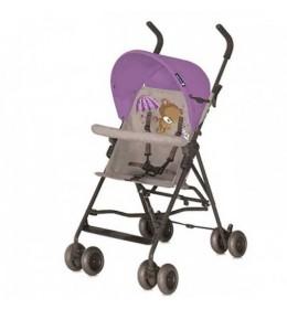Dečija kolica Bertoni Light Beige & Violet Bear