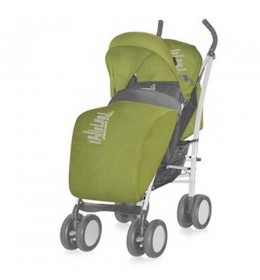 Kolica za bebe Bertoni S-100 Grey & Green Beloved Baby