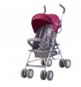 Kolica za bebe Trek Pink & Grey Girl