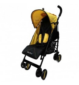 Letnja kišobran kolica za bebe B-Tech yellow