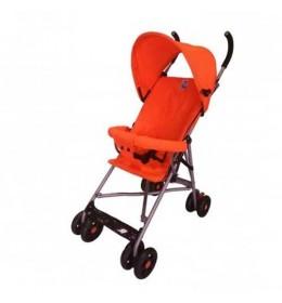 Kolica za bebe Vista oranž