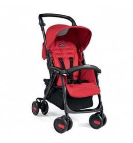 Kolica za bebe Aria Shopper Classico Mod Red