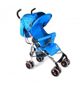 Kišobran kolica za bebe Glory Bike plava