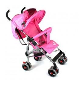 Kišobran kolica za bebe Glory Bike roze