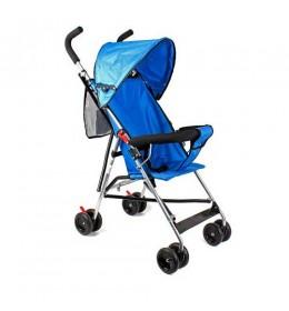 Sklopiva kišobran kolica za bebe Glory Bike plava