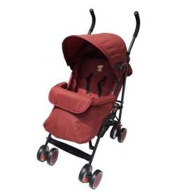 Kolica za bebe BBO ONIX PLUS tamno crvena