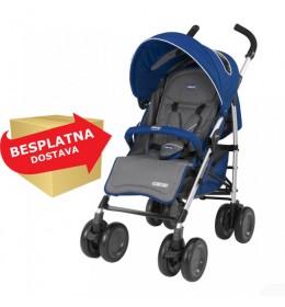 Kolica za bebe Chicco Multiway Evo plava
