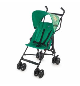 Kolica za bebe Chicco Snappy Birdland zelena
