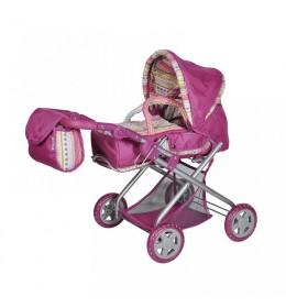 Kolica za bebe Kira pink