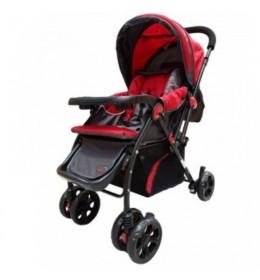 Kolica za bebe Thema E 200 HL crvena